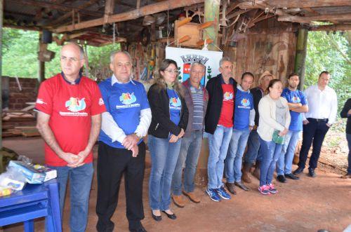 Município e Itaipu recuperam nascente d′água que abastece Clube Campestre
