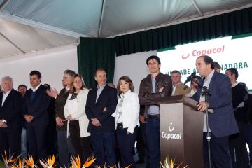 Com a presença do governador, Beto Richa, a