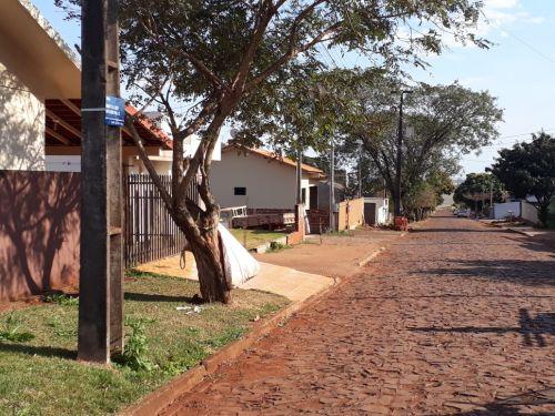 Município investe R$ 14 mil em placas de identificação de ruas e bairros