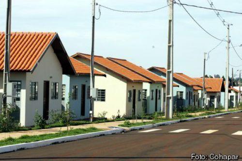 Município abre inscrições para 50 unidades habitacionais