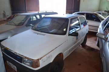 Administração Municipal realizará leilão de veículos usados