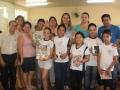 """Escola Municipal Fernando Esser realiza """"Projeto Soletrando"""""""