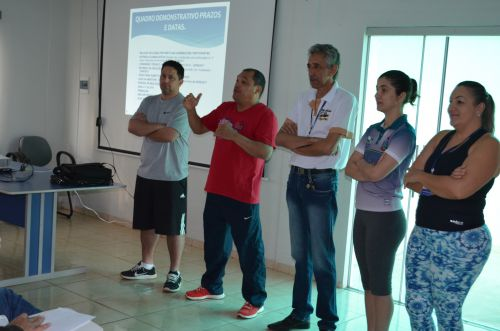 Esporte lança  a 1ª edição dos Jogos Integrados de Nova Aurora