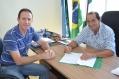 Convênio entre SANEPAR e Nova Aurora possibilita implantação de sistema de Abastecimento de Água na comunidade Anta Gorda