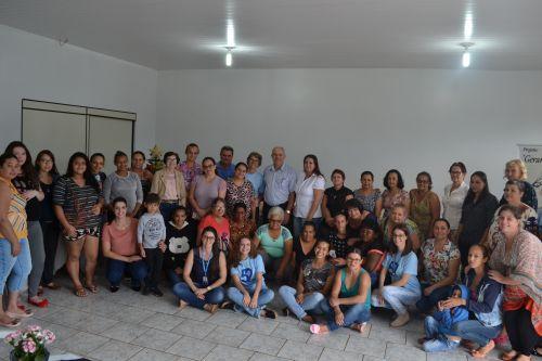 """CRAS realiza encerramento dos grupos """"Gerando Renda"""" e """"Gerar e Nascer"""""""