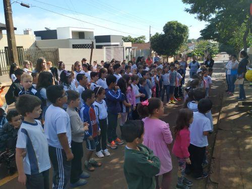 Escolas realizam treinamento e implementação para Plano de Abandono Escolar
