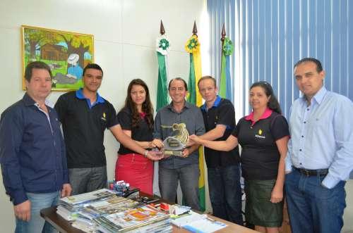 Grupo Adonai de Nova Aurora conquista 2ª lugar no Fermop 2014