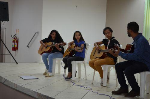 Assistência Social abre inscrições para aulas de música, judô e artesanato