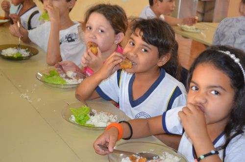 Capital da Tilápia oferece peixe na merenda escolar