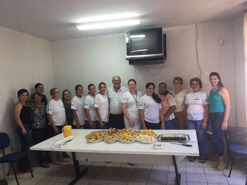 Assistência Social encerra curso de panificação com sucesso