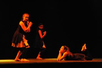 Academia Cia do Corpo representa Nova Aurora em Festival de Dança