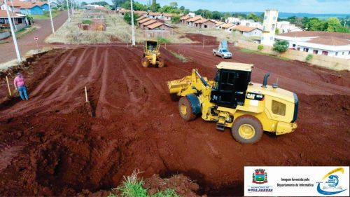 Nova Aurora inicia Construção da Escola Pequeno Cidadão no Valor de R$ 1.349.016,14 com Recursos Próprios