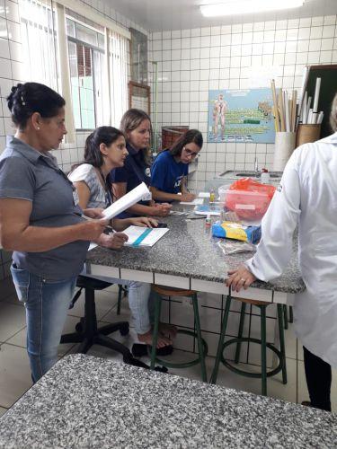 Saúde realiza programa saúde nas Escolas e atende dezenas de crianças