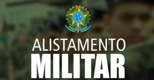 Alistamento militar já iniciou e deve ser feito pela internet