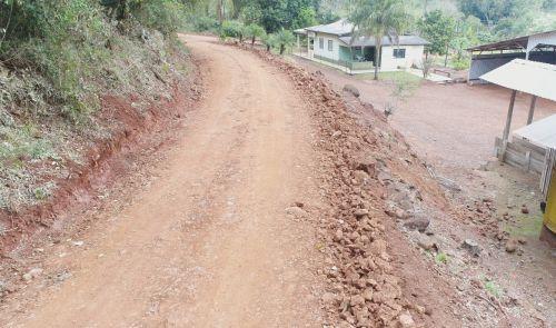 Comunidade São José dos Loocks recebe melhorias de infra estrutura