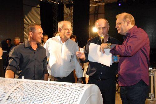 """2º sorteio da campanha """"Cidadão Bom de Nota"""" acontece durante 9º Festa da Tilápia"""
