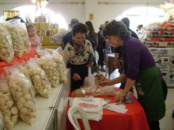 Produtores familiares participam de palestras e visitam Expovel 2010