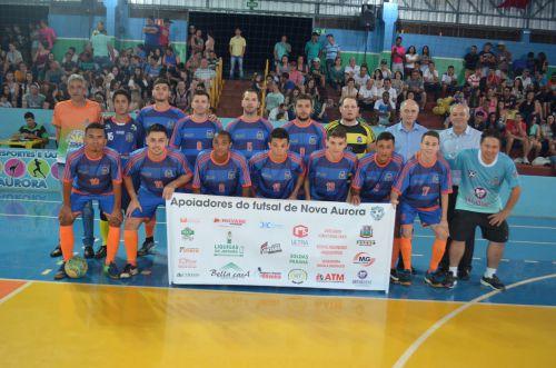 Nova Aurora vence Tupãssi e  se classifica para as quartas de finais da Copa Amop