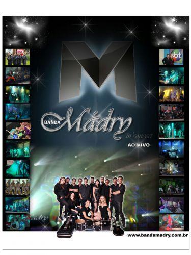 Madry In Concert será atração do Baile do Município