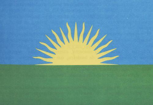 Bandeira de Nova Aurora