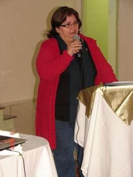 Palestrante Brandeli Garcia