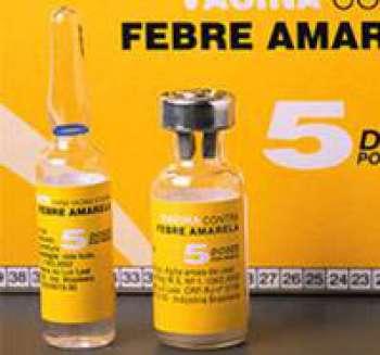 Saúde intensifica vacinação da febre amarela
