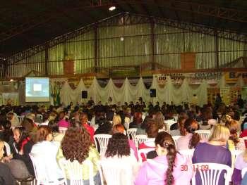 III encontro microrregional de mulheres empreendedoras é realizado com sucesso