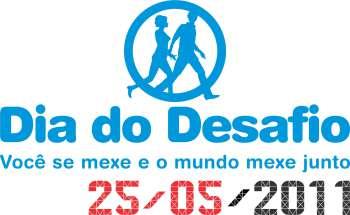 25 de maio é  o dia do Desafio