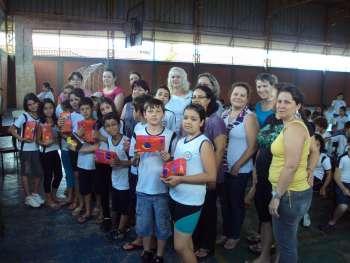 Concurso escolar mobiliza alunos e professores