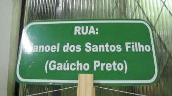 Rua recebe nome de pioneiro de Nova Aurora