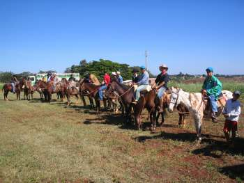 Cavalgada mobiliza moradores de Marajó e região neste final de semana