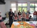 CRAS encerra dois cursos na área de culinária