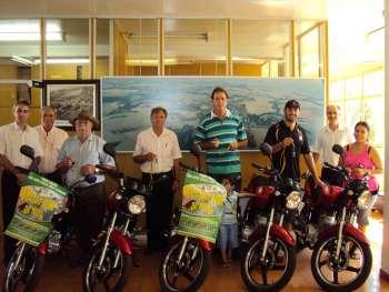 Prefeitura entrega premiação aos ganhadores da campanha Cidadão Bom de Nota