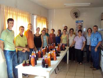 Emater oportuniza curso de suco aos agro-empreendedores