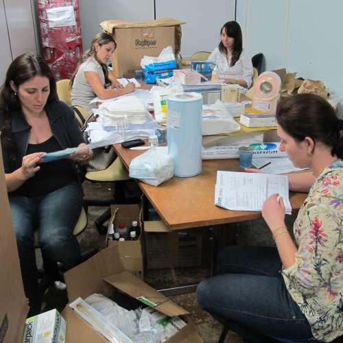 Governo Municipal trabalha na aquisição de materiais hospitalares