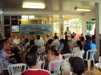 Servidores municipais retomam atividades