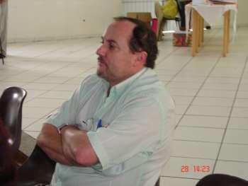 Vereador Lázaro Valentin Borges