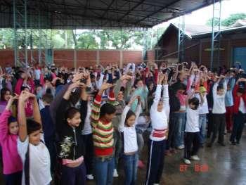 48,69% dos Novaauroense participam do dia do Desafio