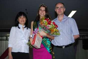 Eleita Miss Estudantil 2010
