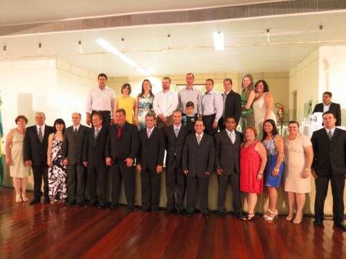 Equipe de Governo e Câmara Municipal