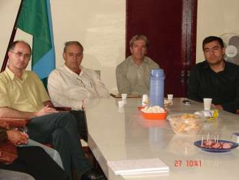 Comitiva de Jesuítas visita Nova Aurora