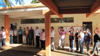 Escola Custódia Colbacho de Palmitópolis recebe laboratório de Informática e sala de leitura