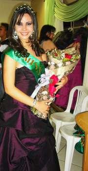 Mayara de Oliveira Tetu é Miss Estudantil 2009