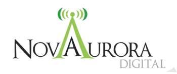 Nova Aurora Digital - Logo Oficial