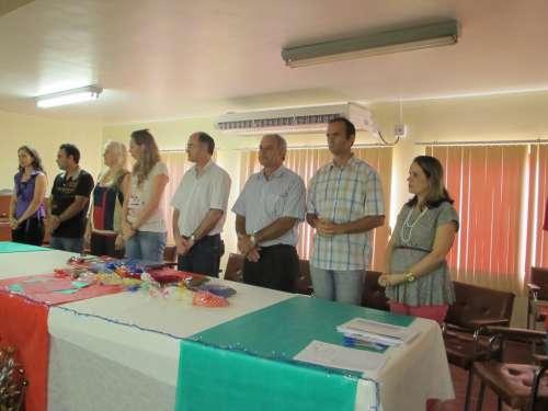 APROXIMADAMENTE 70 PROFESSORES RECEBEM A CERTIFICAÇÃO DO MEC/PROINFO