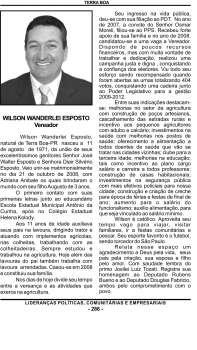 WILSON WANDERLEI ESPOSTO