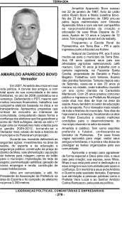 Amarildo Aparecido Bovo