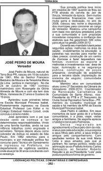 JOSÉ PEDRO DE MOURA