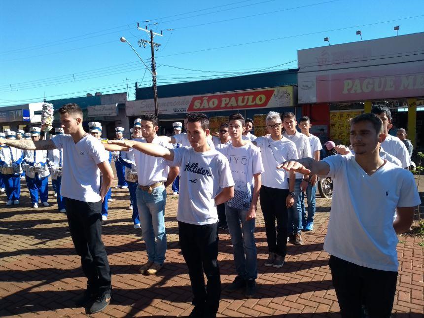 Junta do Serviço Militar realiza cerimônia para entrega Certificado de Dispensa de Incorporação