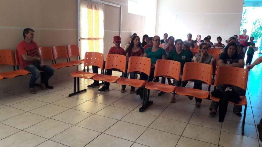 ENCONTRO DE INTERAÇÃO FAMÍLIA/ESCOLA